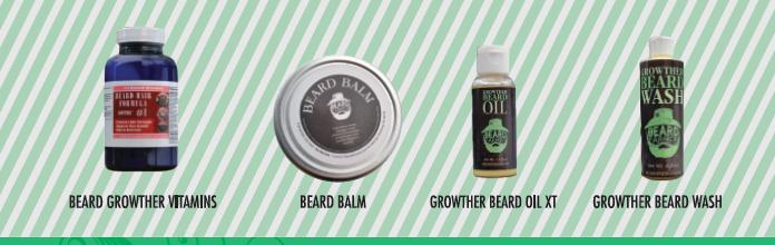 Beard Growing Gift Kit
